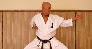 Michael Koethe - 2. Kyu im Kyoksuhin-Karate